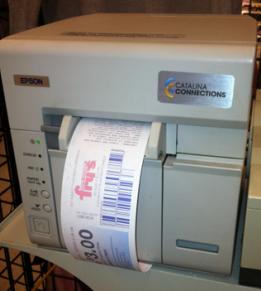 Catalina coupon printer for ipad